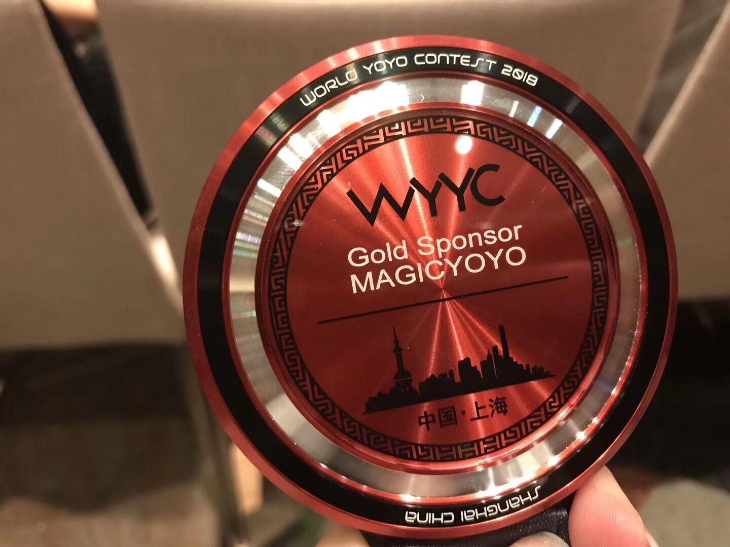 World YoYo Contest 2018